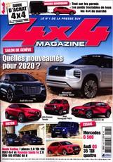 4x4 magazine N° 428 Mars 2019