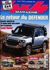 4x4 magazine N° 431 Octobre 2019