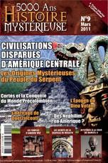 5000 ans d'Histoire mystérieuse N° 42 Mai 2019