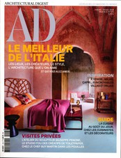 AD - Architectural digest N° 153 Mars 2019