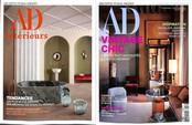 AD - Architectural digest N° 157 Novembre 2019