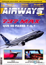 Airways N° 14 Juillet 2019
