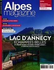 Alpes Magazine N° 176 Mars 2019