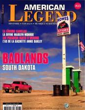 American legend N° 23 Septembre 2019