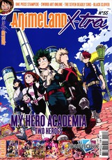 Animeland Xtra N° 55 Septembre 2019