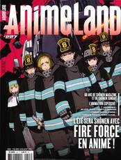 AnimeLand N° 227 Juin 2019