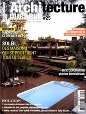 Architecture durable N° 37 Juin 2019