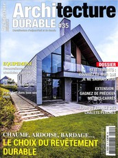 Architecture durable N° 36 Mars 2019