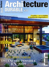 Architecture durable N° 37 Juin 2019