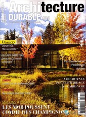 Architecture durable N° 38 Août 2019