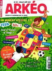Arkéo Junior N° 275 Juin 2019