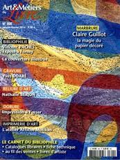 Art et métiers du livre N° 333 Juillet 2019