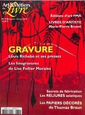 Art et métiers du livre N° 330 Janvier 2019
