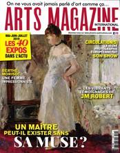Arts magazine international N° 24 Mai 2019