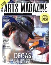 Arts magazine international N° 25 Août 2019