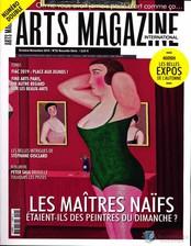 Arts magazine international N° 26 Octobre 2019