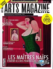 Arts magazine international N° 26 Octobre 2019
