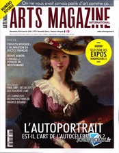 Arts magazine international N° 27 Décembre 2019