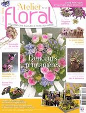 Atelier floral N° 55 Juillet 2019