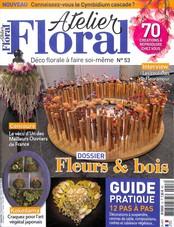 Atelier floral N° 53 Janvier 2019