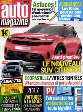 Auto magazine N° 21 Septembre 2019
