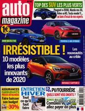 Auto magazine N° 22 Décembre 2019