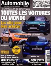 Automobile Revue N° 64 Mars 2019