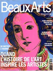 Beaux Arts Magazine N° 425 Octobre 2019