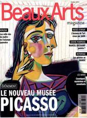Beaux Arts Magazine N° 425 Octobre 2019