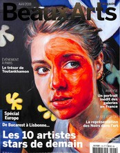 Beaux Arts Magazine N° 418 Mars 2019