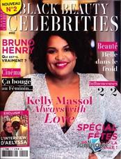 Black beauty celebrities N° 2 Décembre 2019