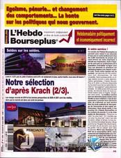 Bourse Plus N° 1033 Mars 2020