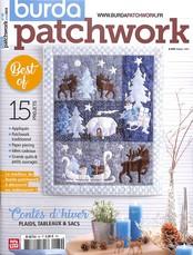 Burda Patchwork N° 61 Février 2019