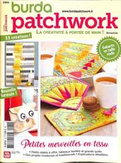 Burda Patchwork N° 62 Avril 2019