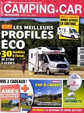Camping-car magazine N° 320 Juin 2019