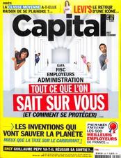 Capital N° 329 Janvier 2019