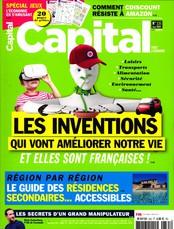 Capital N° 335 Juillet 2019