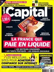 Capital N° 343 Mars 2020