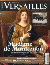 Château de Versailles N° 33 Mars 2019
