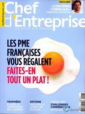 Chef d'entreprise magazine N° 98 Mai 2015
