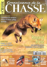 Connaissance de la chasse N° 524 Novembre 2019
