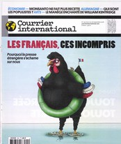 Courrier International N° 1375 Mars 2017