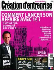 Création d'entreprise magazine N° 68 Mars 2019