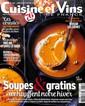 Cuisine et Vins de France N° 186 Décembre 2018