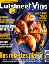 Cuisine et Vins de France N° 192 Janvier 2020
