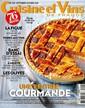 Cuisine et Vins de France N° 202 Septembre 2021