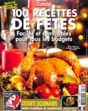 Cuisine revue N° 76 Octobre 2018