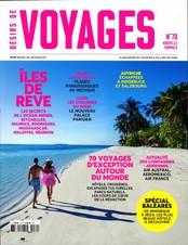 Désirs de Voyages N° 66 Avril 2018