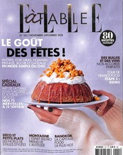 Elle à table N° 126 Septembre 2019