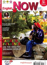 English Now N° 108 Janvier 2020